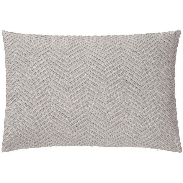 Lixa Cushion grey melange, 100% cotton
