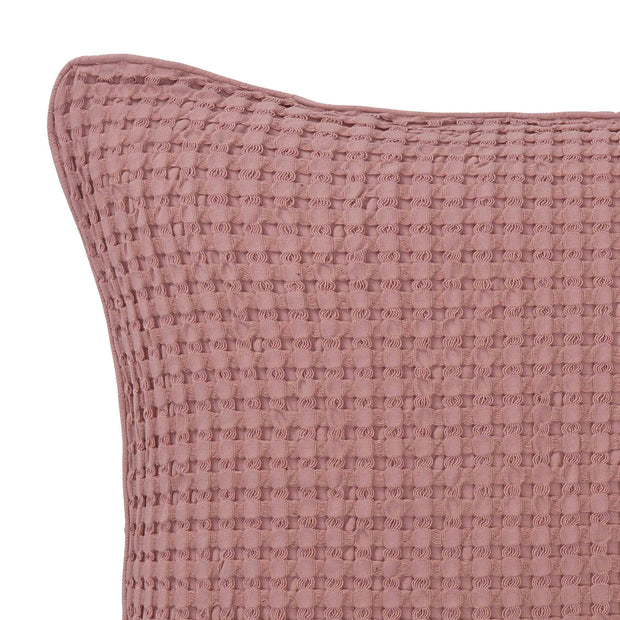 Veiros cushion cover, dusty pink, 100% cotton | URBANARA cushion covers