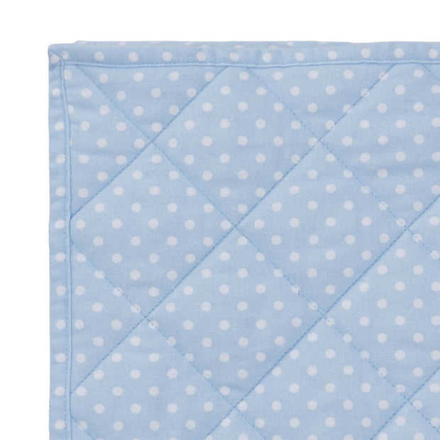 Light blue & White Pico Tagesdecke | Home & Living inspiration | URBANARA
