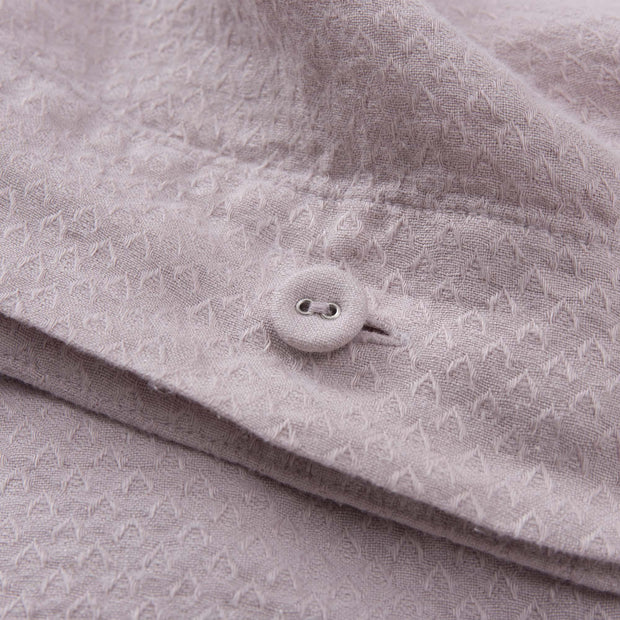 Lousa duvet cover in powder pink, 100% linen |Find the perfect linen bedding