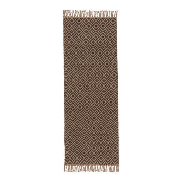 Dasheri Rug [Charcoal/Natural]