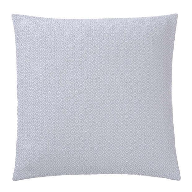 Mondego blanket in light grey & white, 100% cotton |Find the perfect cotton blankets