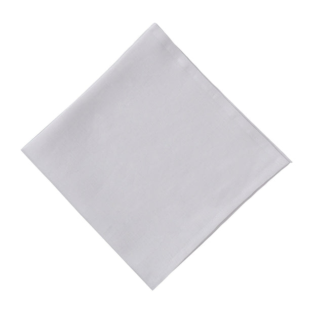 Teis table cloth, light grey, 100% linen |High quality homewares