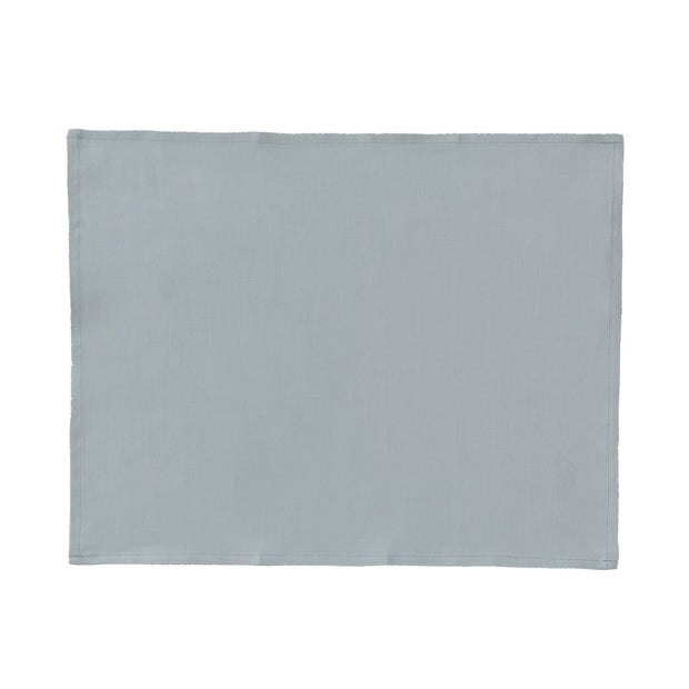 Teis table cloth in grey green, 100% linen |Find the perfect tablecloths