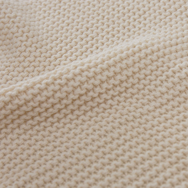Safara dishcloth, cream, 100% cotton | URBANARA dishcloths