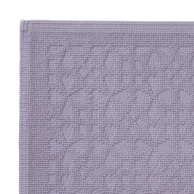 Light purple grey Qasita Badematte | Home & Living inspiration | URBANARA
