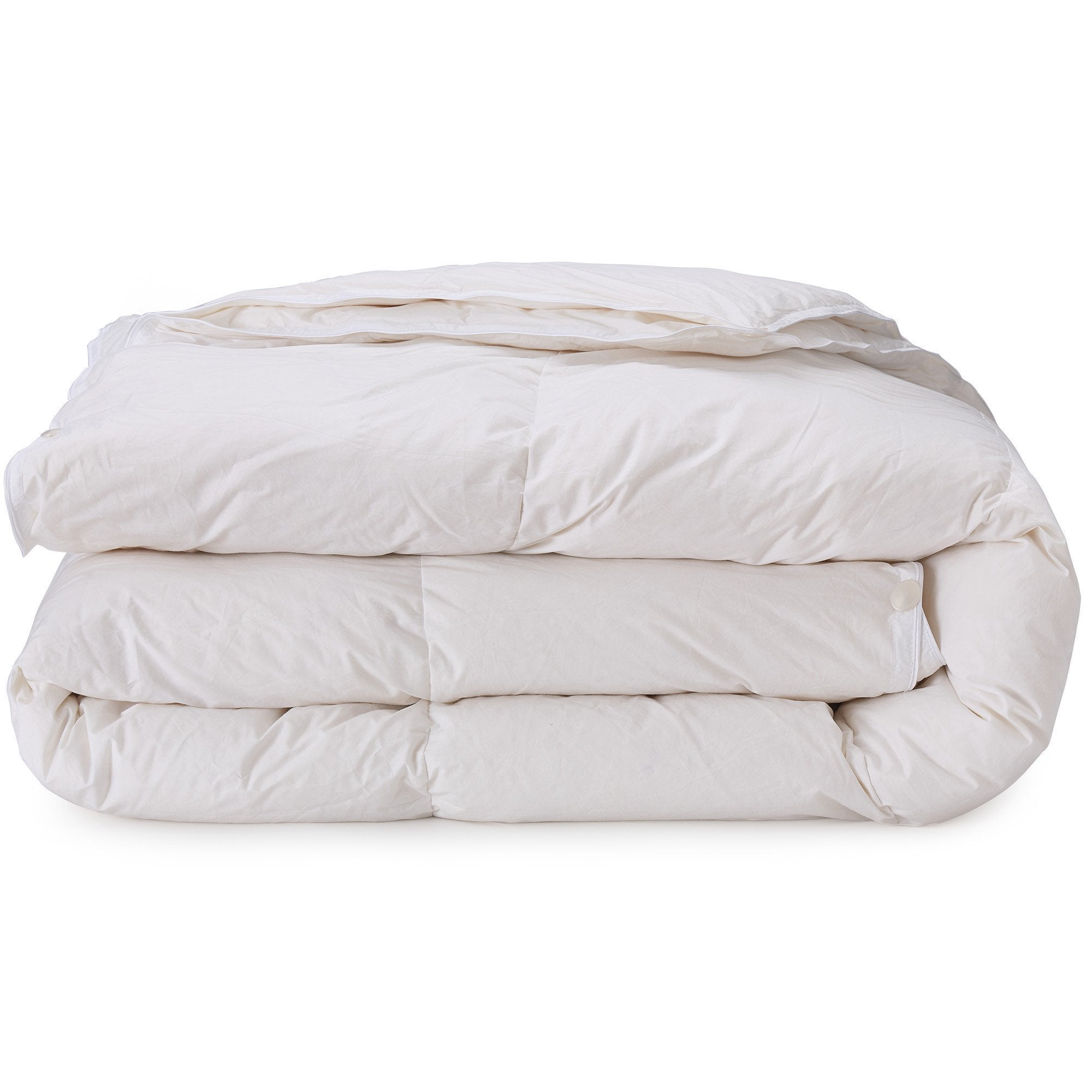 Finning duvet, white, 90% goose down & 10% goose feathers & 100% cotton