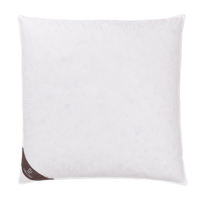 Eving pillow, white, 90% duck down & 10% duck feathers & 100% cotton