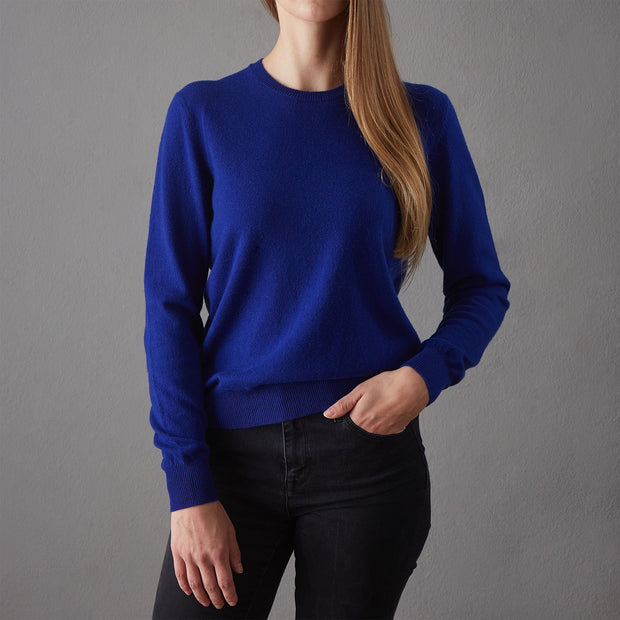 Royal blue Nora Pullover | Home & Living inspiration | URBANARA
