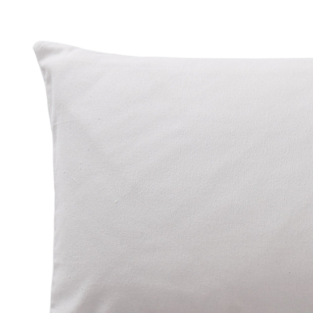 Haid pillow in white, 100% polyester & 50% cotton & 50% polyester |Find the perfect pillows