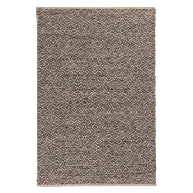 Amini Wool Rug natural & off-white, 100% new wool | High quality homewares