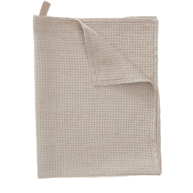 Meeris tea towel, natural, 100% linen