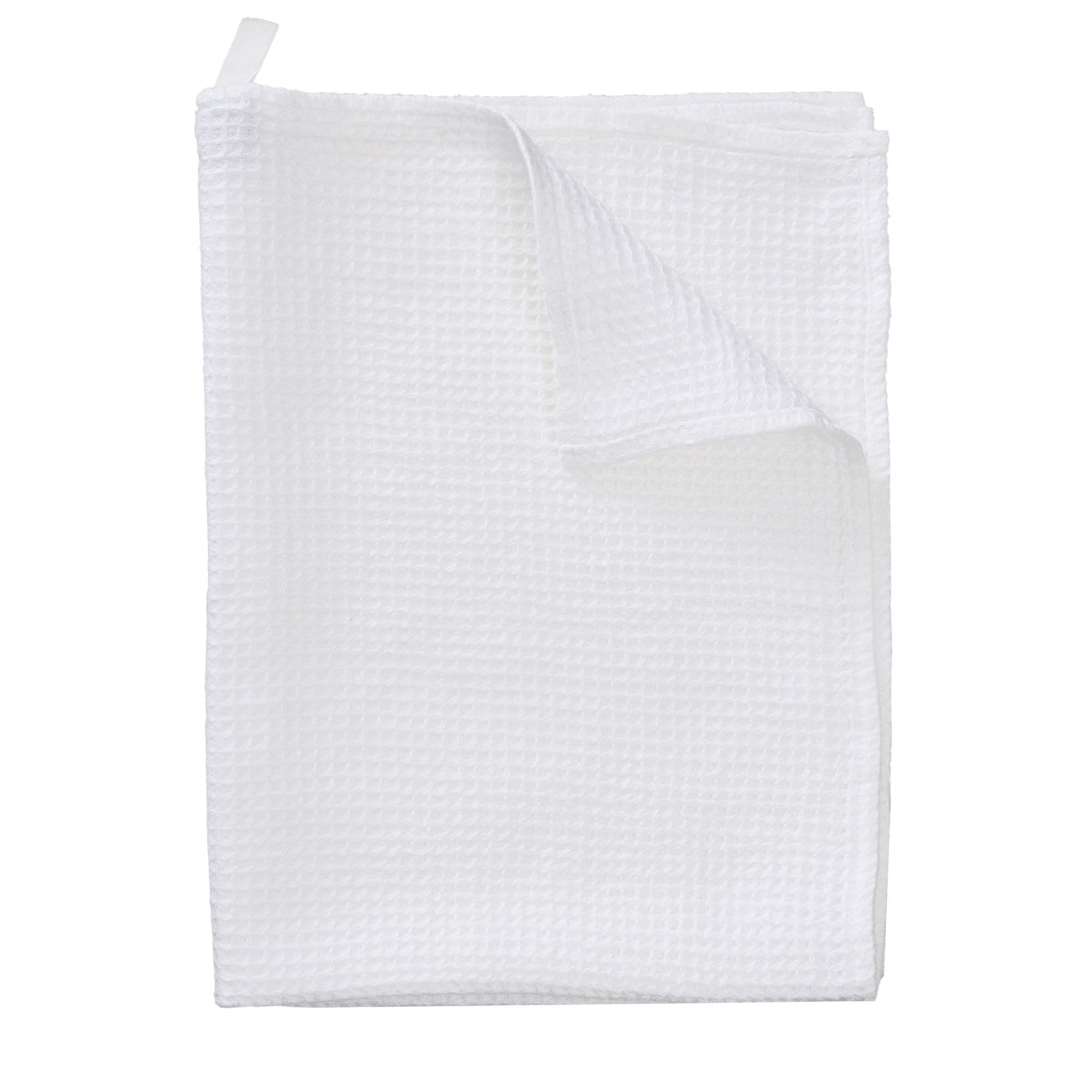 Meeris tea towel, white, 100% linen