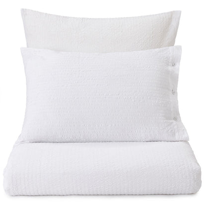 Ansei duvet cover, white, 100% cotton