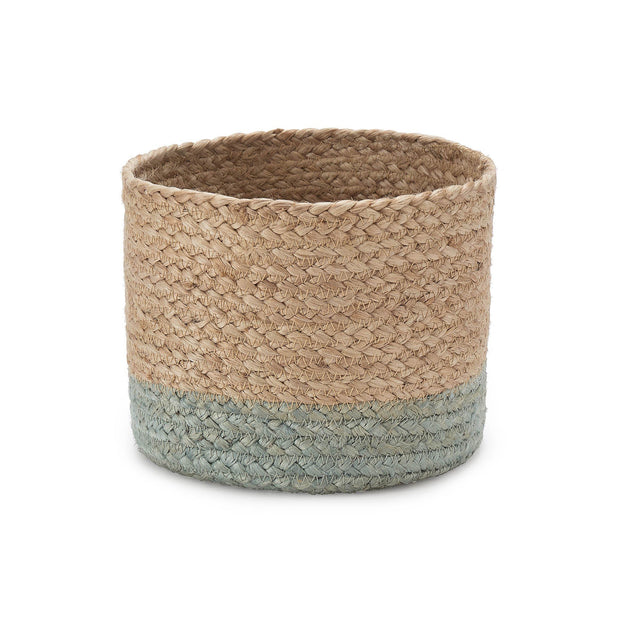 Dasai Basket [Natural/Grey green]