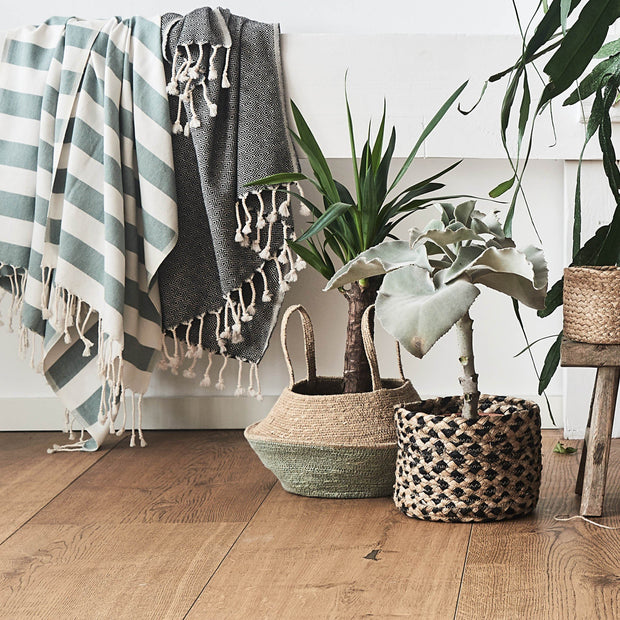 Natural & Grey green Kangto Aufbewahrung | Home & Living inspiration | URBANARA