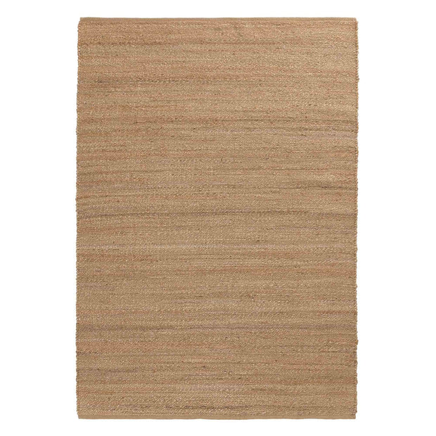 Gorbio rug, natural, 90% jute & 10% cotton | URBANARA jute rugs