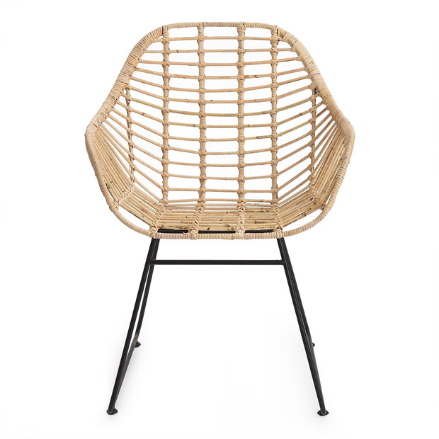 Palu chair, natural, 100% rattan