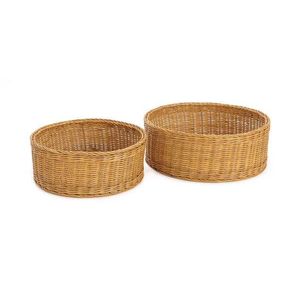 Java storage, honey, 100% rattan