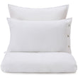 Bellvis Pillowcase white, 100% linen