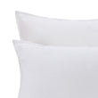 Bellvis Pillowcase white, 100% linen | URBANARA linen bedding