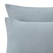 Mafalda Bed Linen in light green grey | Home & Living inspiration | URBANARA