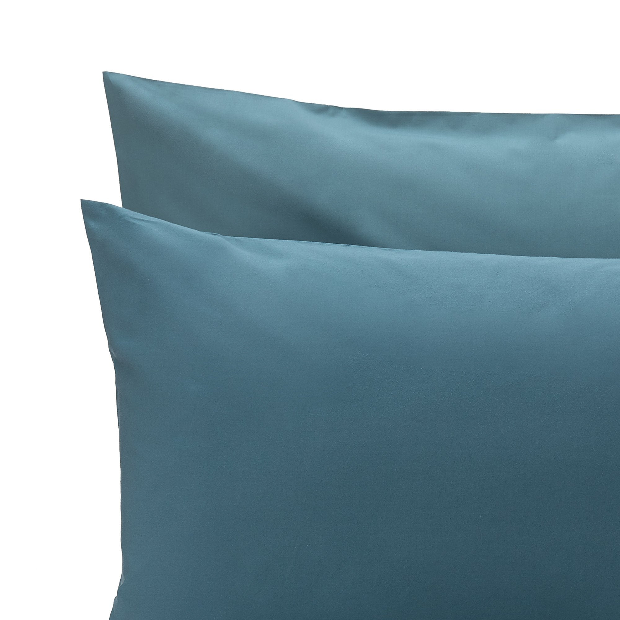 Perpignan Bed Linen in teal | Home & Living inspiration | URBANARA