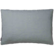 Akole cushion, green grey, 100% linen | URBANARA cushion covers