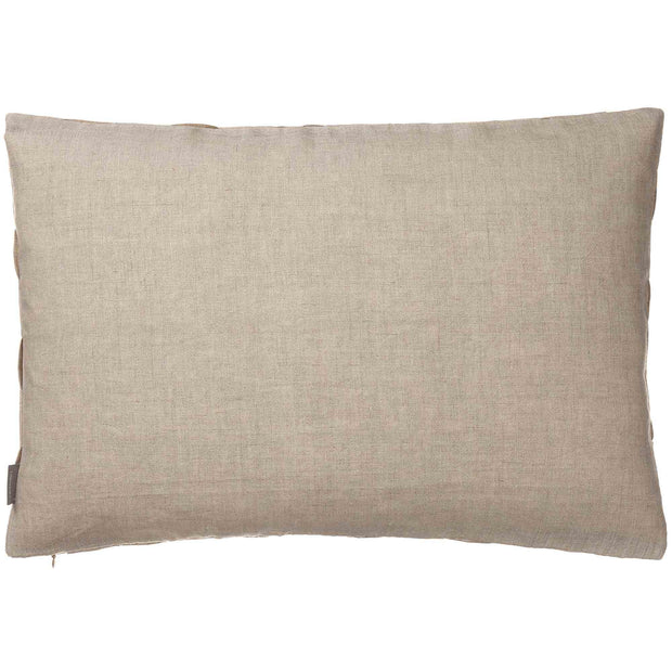 Akole Cushion natural, 100% linen | High quality homewares