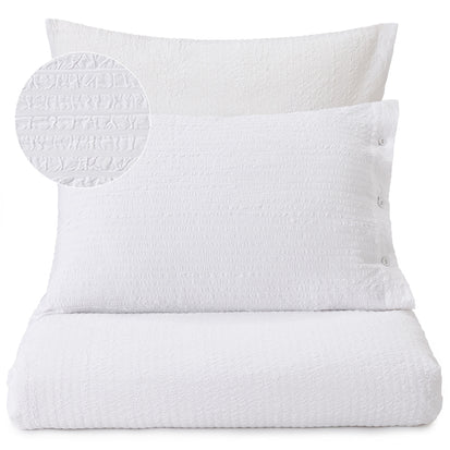 Ansei Bed Linen white, 100% cotton