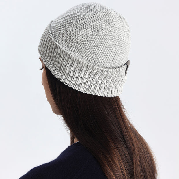Antua Cotton Hat silver grey, 100% cotton