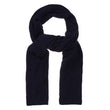 Antua Cotton Scarf in dark blue | Home & Living inspiration | URBANARA
