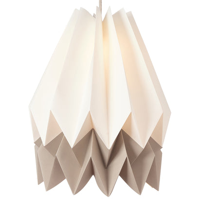 Belia Pendant Lamp in ivory & natural & natural white | Home & Living inspiration | URBANARA