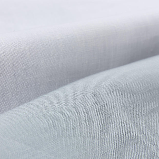 Cercosa Bed Linen green grey & white, 100% linen | High quality homewares