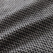 Foligno Cashmere Blanket black & cream, 100% cashmere wool | Find the perfect cashmere blankets