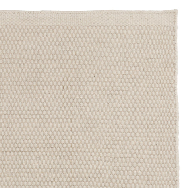 Kolong Rug off-white, 100% new wool