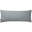Belur cushion, green grey & teal, 100% cotton & 100% linen | URBANARA cushion covers