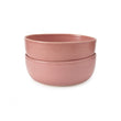 Malhou bowl, rouge, 100% stoneware |High quality homewares