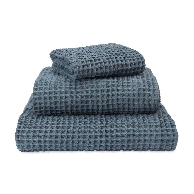 Mikawa Towel Collection grey green, 100% cotton