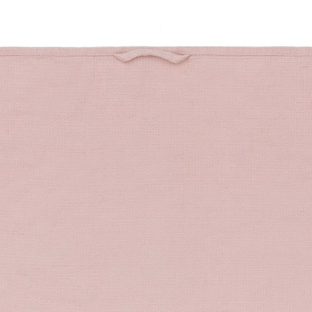 Minija tea towel, powder pink, 100% linen | URBANARA dishcloths