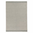 Modiya rug, light grey green & ivory, 100% wool | URBANARA wool rugs