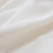Montrose Flannel Pillowcase cream, 100% cotton | URBANARA flannel bedding