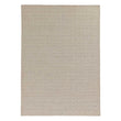 Overod Rug light grey & off-white, 100% new wool & 50% cotton | URBANARA wool rugs