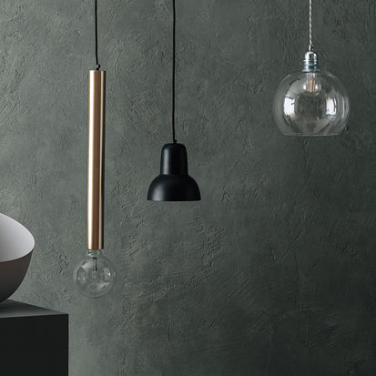 Bodua Pendant Lamp in black | Home & Living inspiration | URBANARA