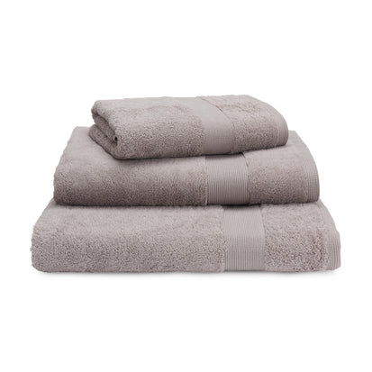 Penela Towel Collection stone grey, 100% egyptian cotton