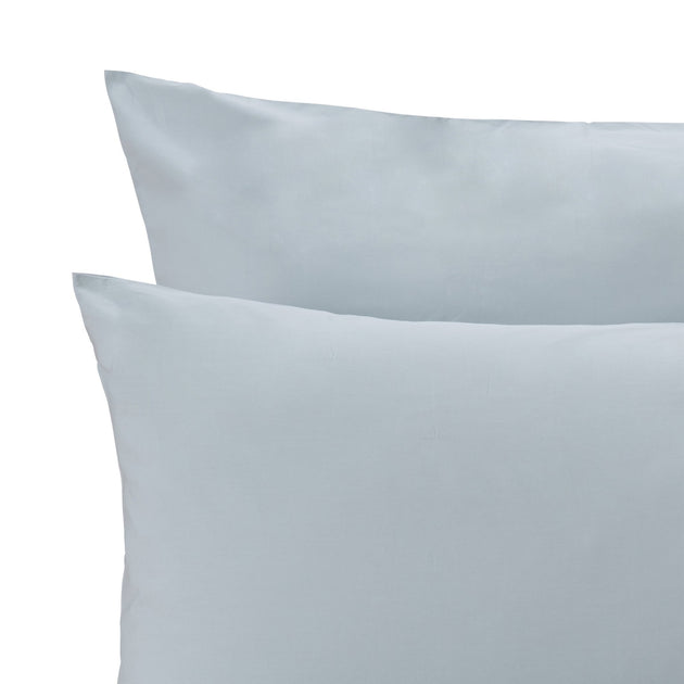 Perpignan Pillowcase in green grey | Home & Living inspiration | URBANARA