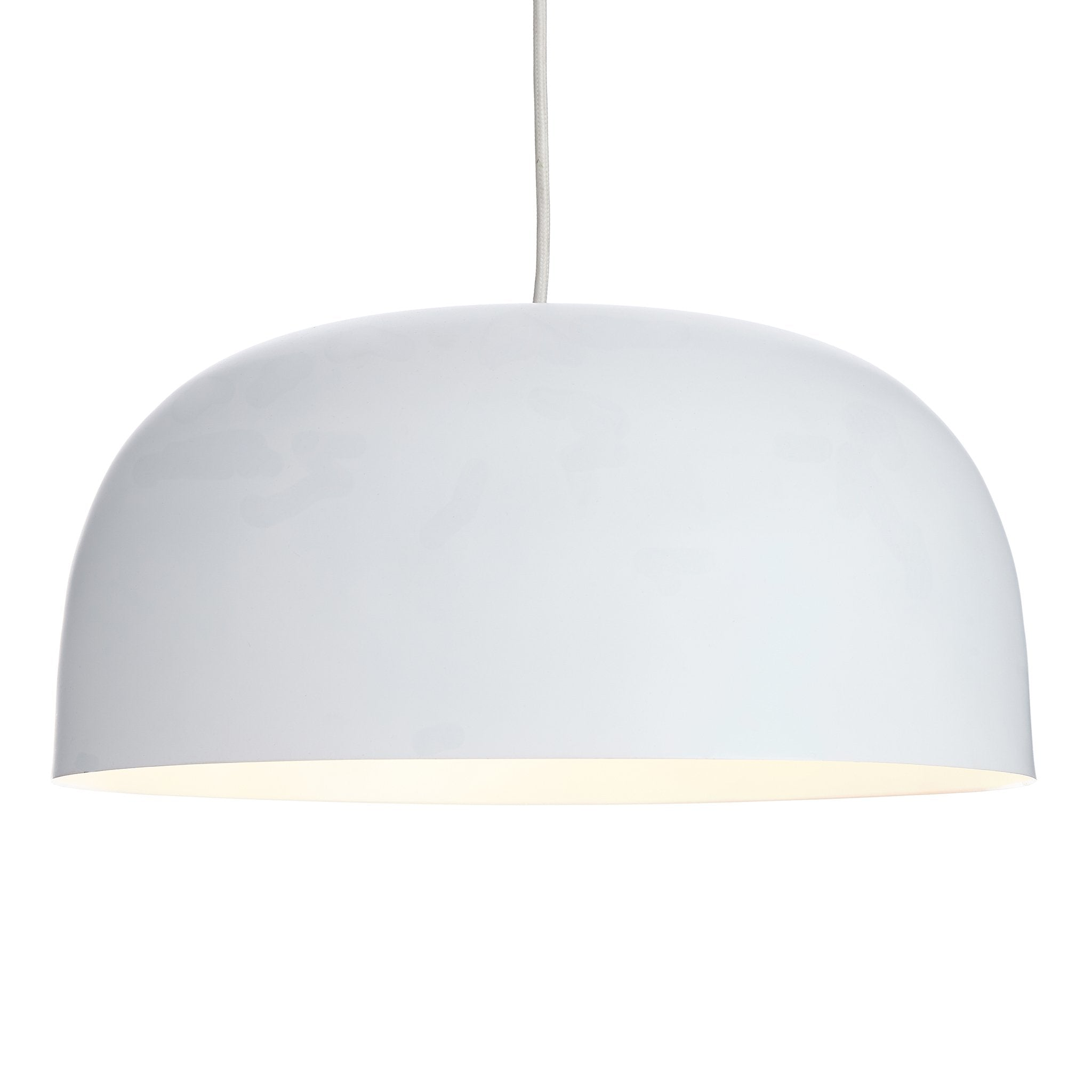 Sadum Pendant Lamp in white | Home & Living inspiration | URBANARA