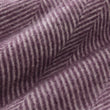 Salantai blanket in plum & cream, 100% new wool |Find the perfect wool blankets