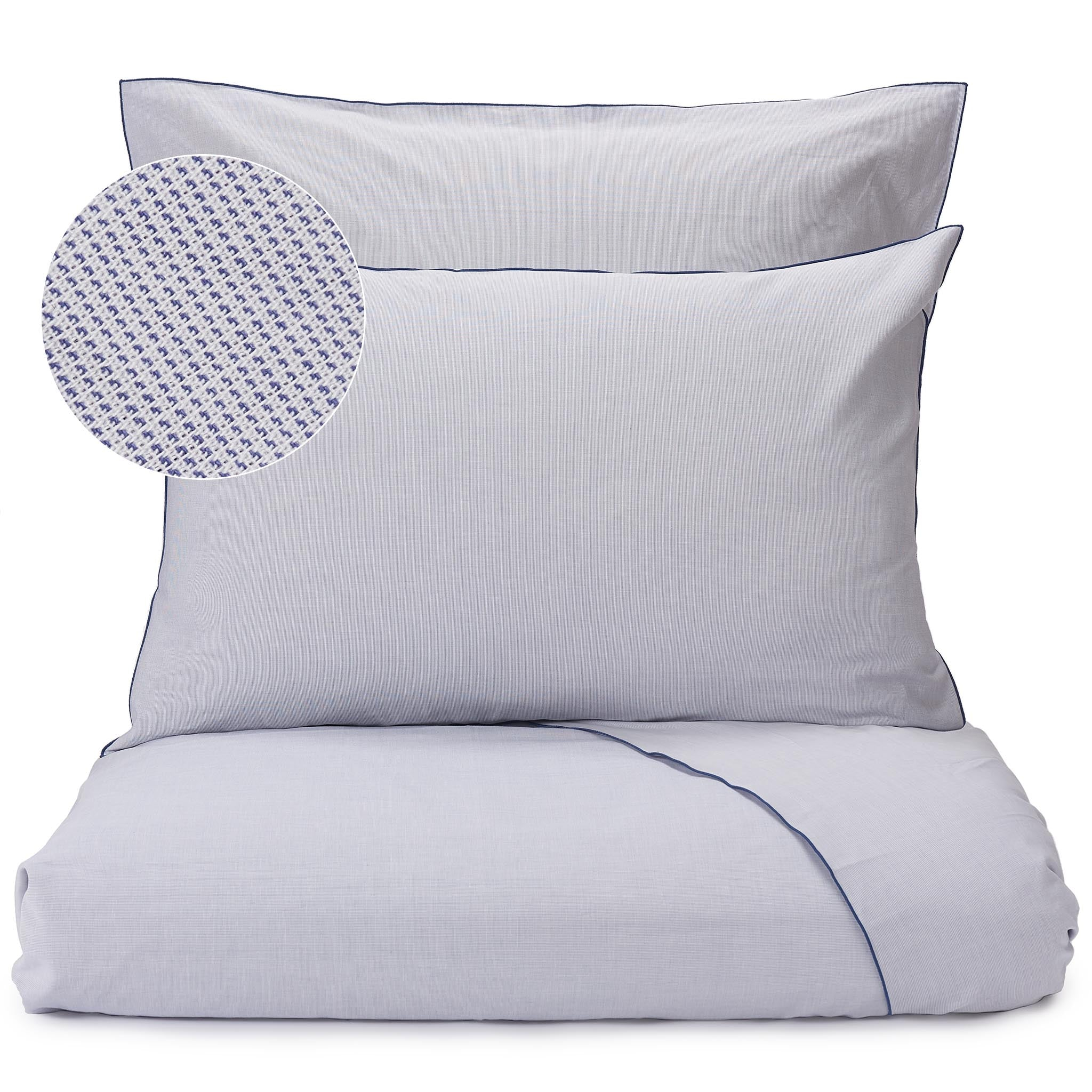 Sousa Bed Linen blue & white, 100% cotton