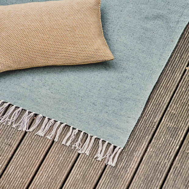 Udaka Outdoor Rug green grey, 100% pet | Find the perfect outdoor accessories